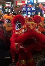 Even With Guidelines, Guests Can Still Enjoy a Traditional Lion Dance, Special Dining, and Casino Floor Fun for Chinese New Year at Rampart Casino