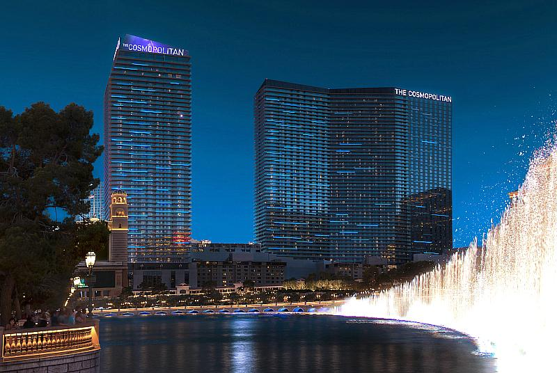 The Cosmopolitan of Las Vegas Amassed More Than $40,000 in Giving Module Donations Throughout 2020