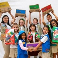 Girl Scout Cookie Season Kicks Off in Southern Nevada, Bringing Joy During Challenging Times