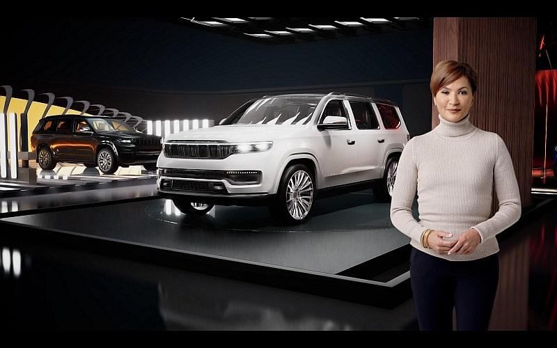 FCA at CES 2021: An Interactive Tour of Technology and Products