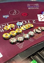 Blazing 7's Mega Jackpot for $120,001 Hits at Paris Las Vegas