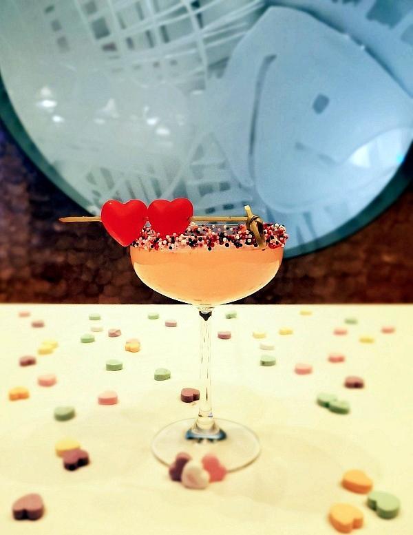 Kinky Potion cocktail