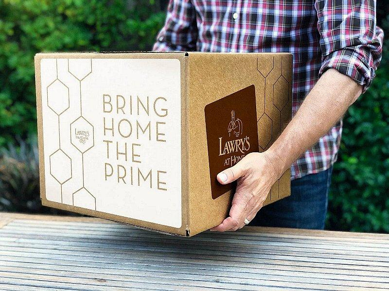 Lawry's At Home Delivery