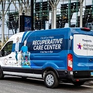Van to Transport Homeless Unveiled Today; Made Possible with $50K Gift from SilverSummit Healthplan to The Mayor's Fund for Las Vegas LIFE