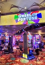 IGT and the Plaza Hotel & Casino Celebrate Life-Changing Jackpots with Las Vegas' Exclusive Wheel of Fortune Slots Zone