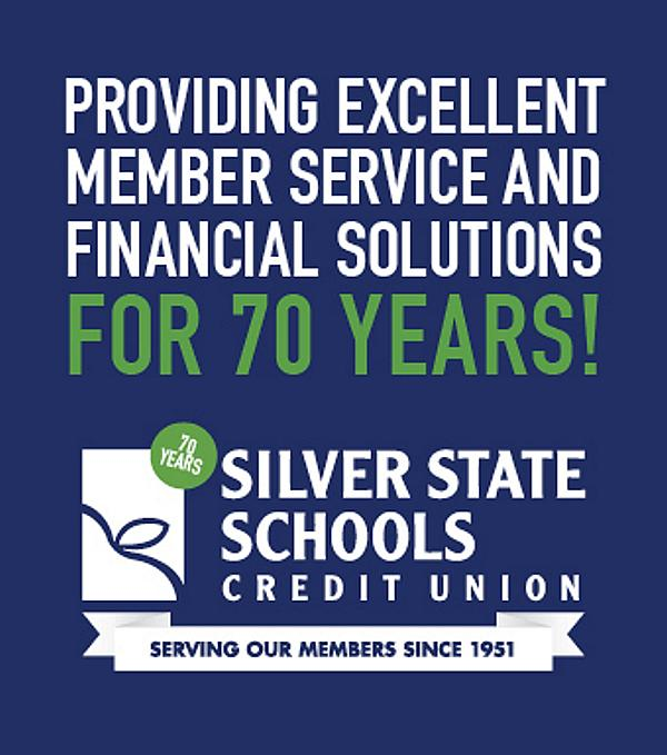 Silver State Schools Credit Union Celebrates 70 Years of Excellent Member Service