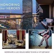 The Cosmopolitan of Las Vegas Holds 2020 Heroes Grand Prize Giveaway Beginning Feb. 1