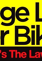 "LVCM Launches ""Change Lanes for Bikes. It's the Law!"" Public Awareness Campaign"