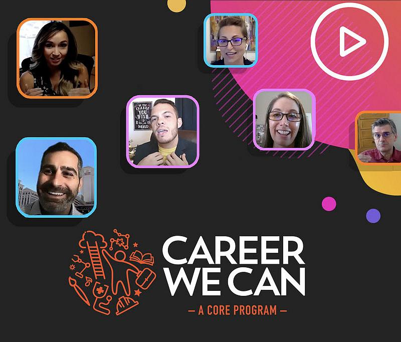"""Non-Profit CORE and Leadership LV Council Team Up to Launch """"Career We Can"""" Virtual Series"""