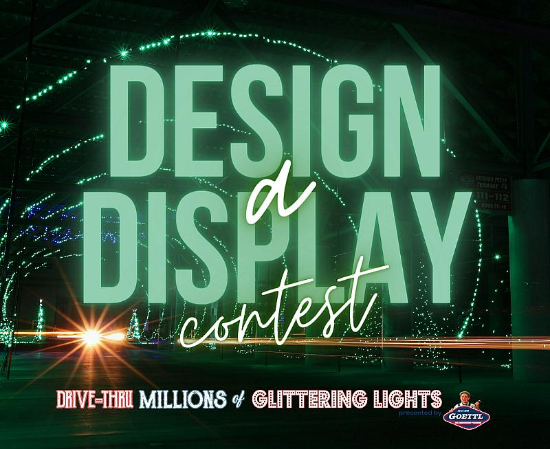 Design a New Light Display for the Glittering Lights 2021 Season; Kids Aged 6 to 16 Are Invited to Participate in the Competition