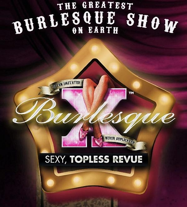 "X Burlesque ""Private Edition"" Opening at Flamingo Las Vegas January 7"