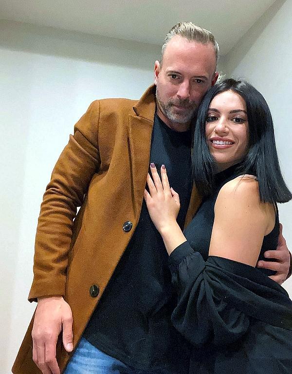 A Love Story With Hospitality Guru Giovanna Paolella and Her Boyfriend Brad Hayslip