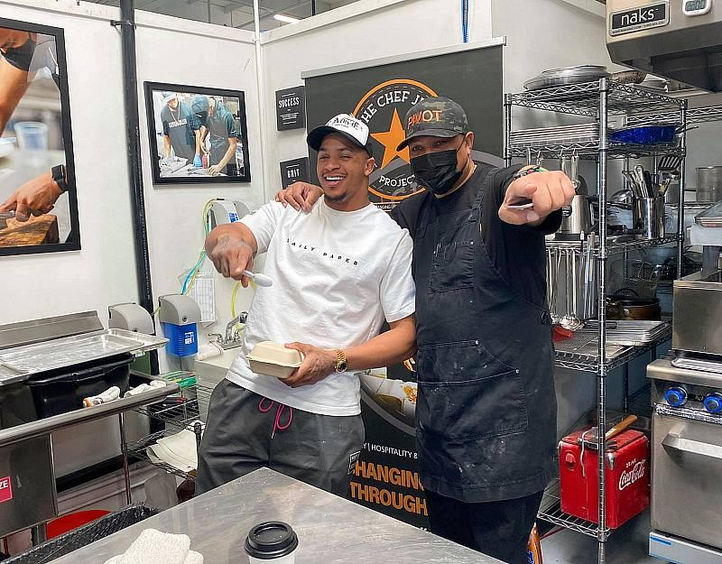 The Chef Jeff Henderson Project