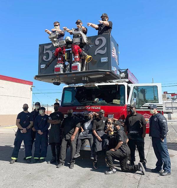 Local 1607 North Las Vegas Fire Department