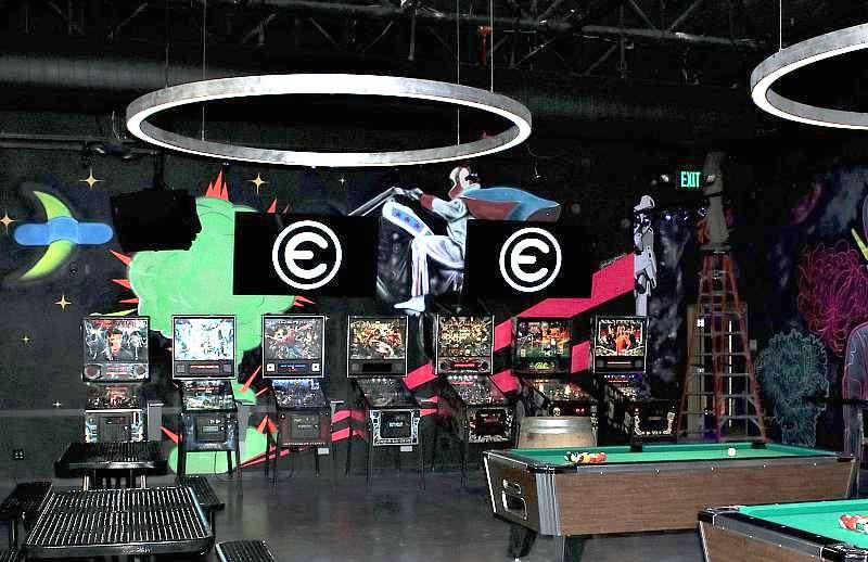 Emporium Arcade Bar - Photo credit: Ira Kuzma /  Instagram – @IraKuzmaPhotos
