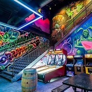 Emporium Arcade Bar Las Vegas Offers Lively Space for Private, Corporate Events