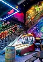 Emporium Arcade Bar + Venue Las Vegas Now Open at AREA15