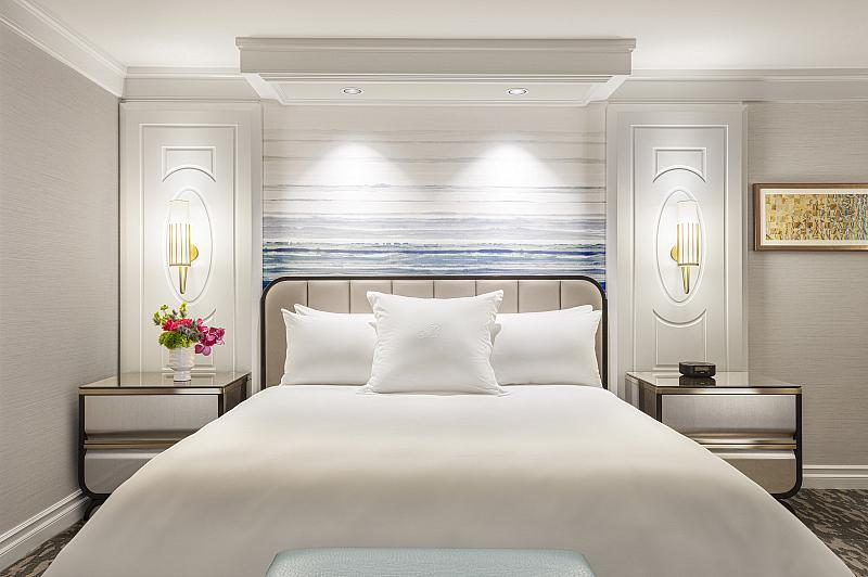 Bellagio Remodel King Bed
