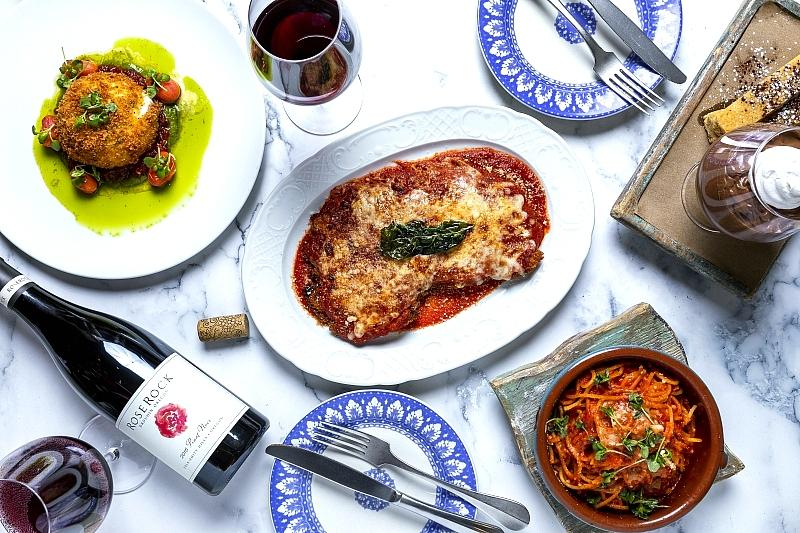 Valentine's Day Offerings From Clique Hospitality's Bottiglia, Hearthstone and Borracha