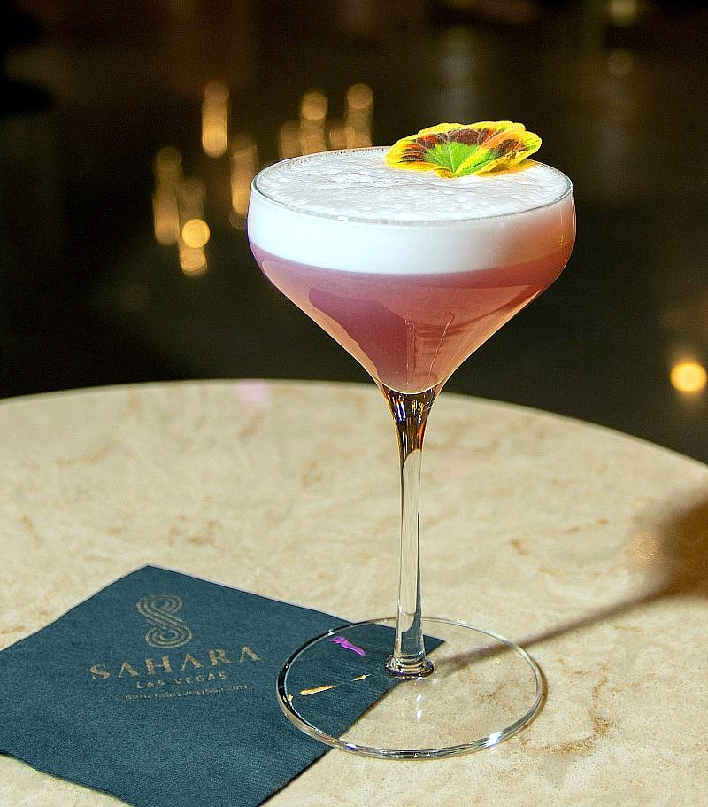 Cheers to a Collection of New Cocktails at CASBAR Lounge at SAHARA Las Vegas