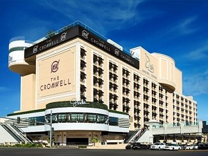 Caesars Rewards Member Hits Mega Progressive Jackpot Playing Mississippi Stud for $113,000 at The Cromwell Las Vegas