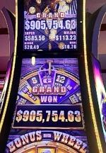 Player Wins Over $900k Jackpot at Ellis Island Hotel, Casino & Brewery