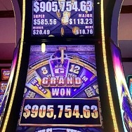 Player Wins Over $900k Jackpot at Ellis Island Hotel, Casino & Brewery