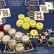 Caesars Rewards Member Hits Mega Progressive 3 Card Poker Jackpot of $231,459 at Bally's Las Vegas