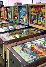Food Truck Rally Fundraiser at Pinball Hall of Fame February 28, 2021