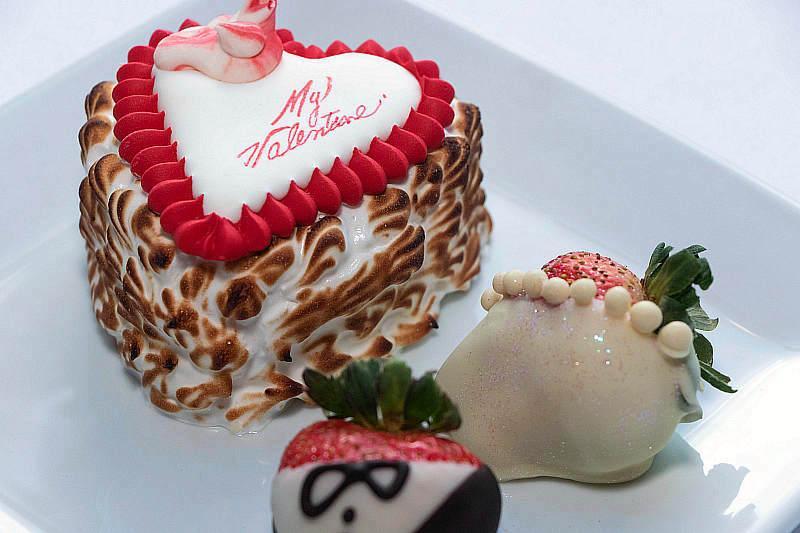 Celebrate Romance at Caesars Entertainment Las Vegas Resorts This Valentine's Day
