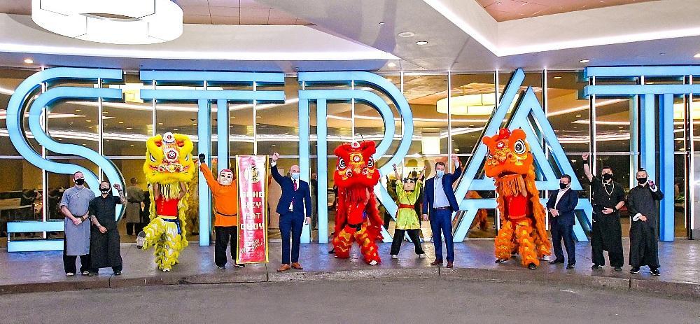 The STRAT celebrates Chinese New Year