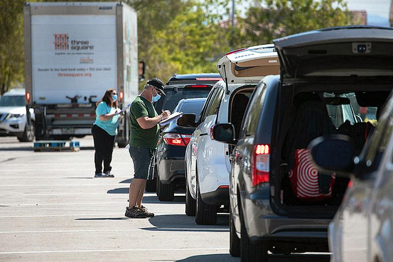 Three Square Food Bank Food Distribution Site at Eastside Cannery Extended through February