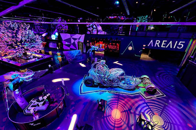 AREA15 Announces Immersive Experiences, Promotions for February 2021