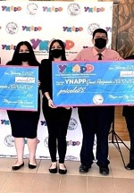 Valley High School Students Receive $1,250 Grant to Help Homeless Youth in Las Vegas