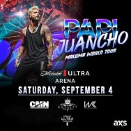 Maluma to Perform at Michelob ULTRA Arena in Las Vegas Saturday, September 4, 2021