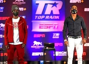 Lightweight Surprise: Richard Commey and Jackson Marinez Ready for Main Event Spotlight