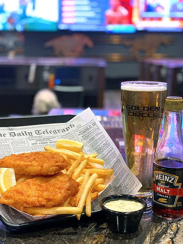 $12 Fish & Chips
