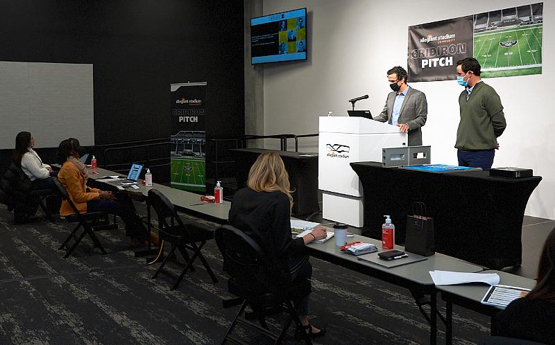 Allegiant Stadium, ASM Global, Hosts First Ever Gridiron Pitch Targeting Small and Diverse Businesses for Contract Opportunities
