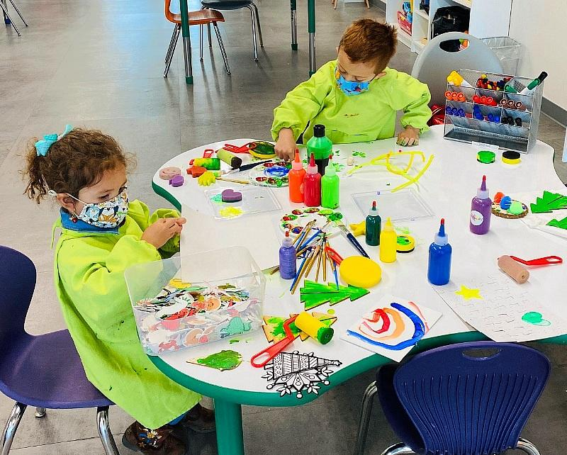 Kids and Messes Welcome as Family-Time and Art Collide at Local Art Studio and Gallery Mi Amor Art
