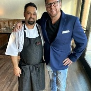 Food Network's Scott Conant Spotted Enjoying a Culinary Trip in Las Vegas, NV