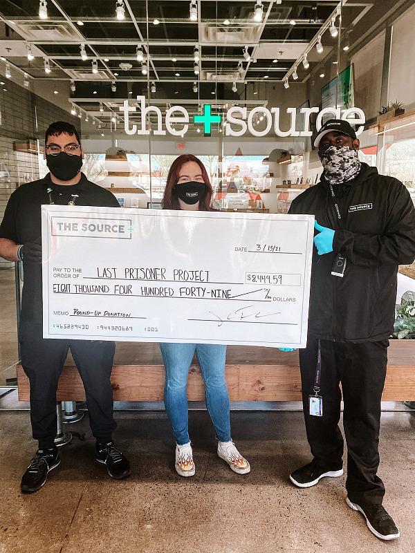 Nevada Brands Donate $8,450 to the Last Prisoner Project