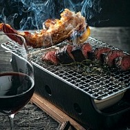 Brothers Michael Morton and David Morton Unveil One Steakhouse Menu, Sharing a Taste of Extraordinary Decadence to Come