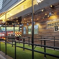Green Whole Roasted Hogs Take Over Project BBQ at Circa for St. Patrick's Day, March 17