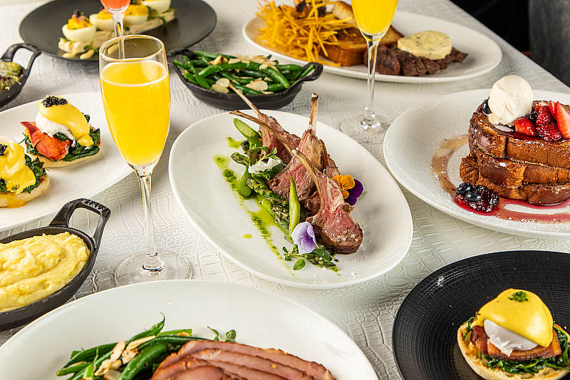 Easter Dining Specials in Las Vegas