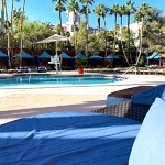 Pool Season Arrives at Treasure Island Las Vegas