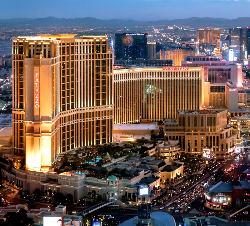 The Venetian Resort Las Vegas Receives Multiple Accolades from Forbes Travel Guide