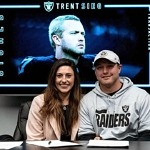 Raiders Sign Trent Sieg