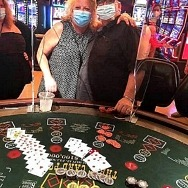 Lucky Guest Hits Mega Progressive Jackpot on Three Card Poker for $118,163 at The Cromwell Las Vegas