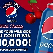 Get Your Wild on During the Pepsi Wild Cherry Experience at New York-New York