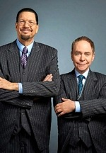 Penn & Teller Return to Rio All-Suite Hotel & Casino Beginning April 22, 2021